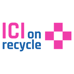 Logo - Ici on recycle